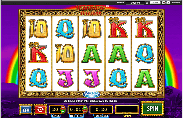 Free Slots Rainbow Riches Fields Of Gold