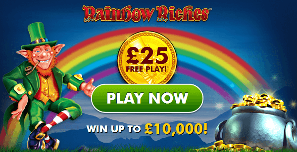 Bonus Rainbow Riches