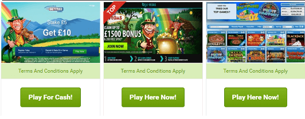 Free Online Games Slots Rainbow Riches