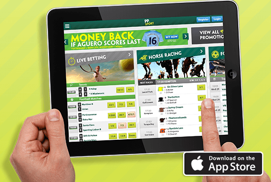 Paddy Power Rainbow Riches Mobile App