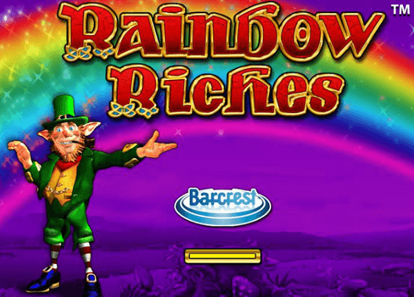 Play Rainbow Riches Barcrest Free