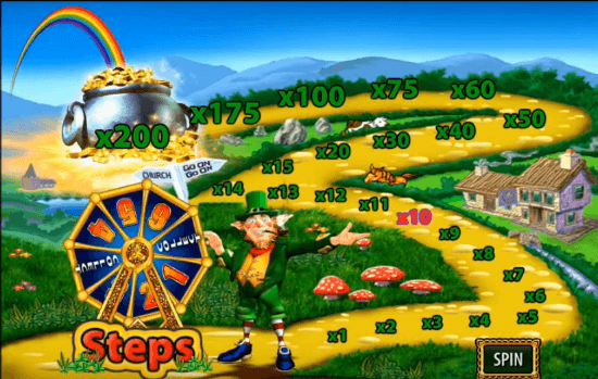 Play Rainbow Riches Slots Free Online