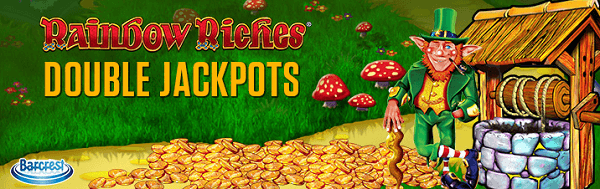 Rainbow Riches Double Jackpot