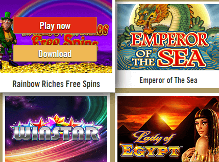 Rainbow Riches Free Download