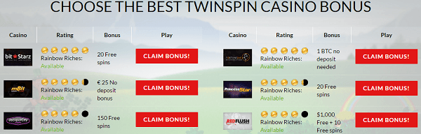 Rainbow Riches Free Spins Slots Free Play
