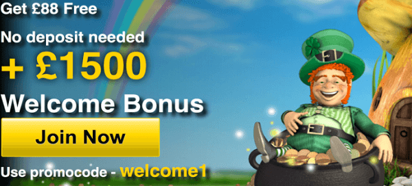 Rainbow Riches Game with No Deposit