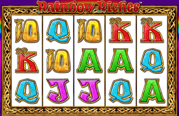 Rainbow Riches Kerching Play