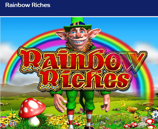 Rainbow Riches Slot Machine Download