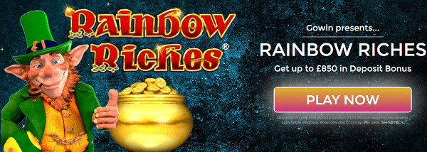 Rainbow To Riches