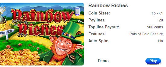 Riches Slots