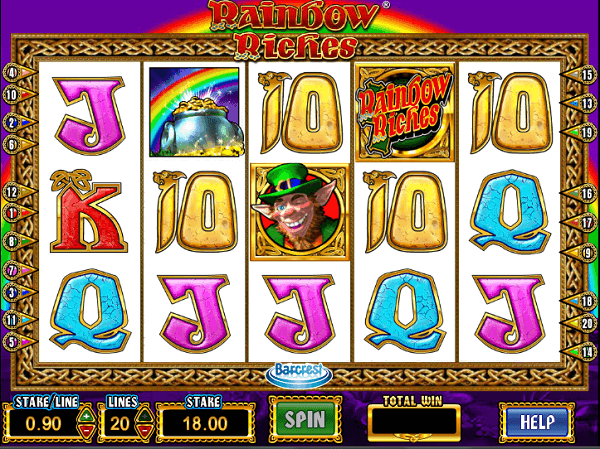 Sky Rainbow Riches