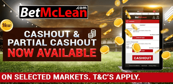 Betmclean mobile offers