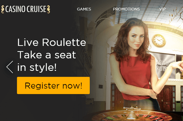 Casino Cruise Live Games