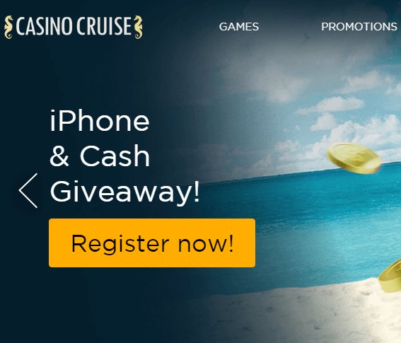 Casino Cruise Mobile App iPhone
