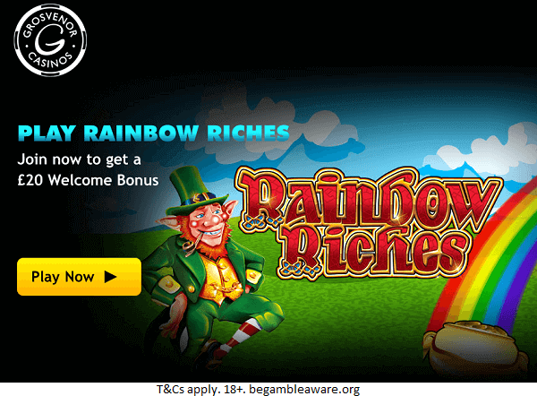 Rainbow Riches Free Play in the UK