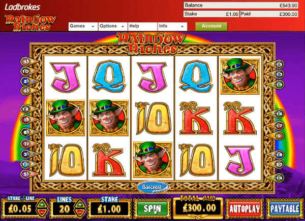 Free Slots At Ladbrokes
