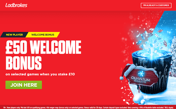 Ladbrokes Slots Rainbow Riches