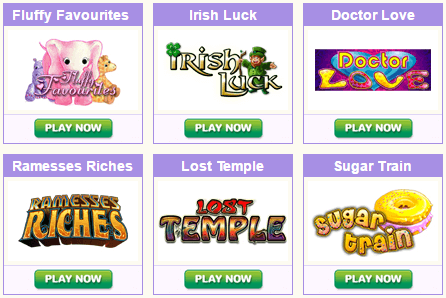 Lucky Rainbow Bingo Games