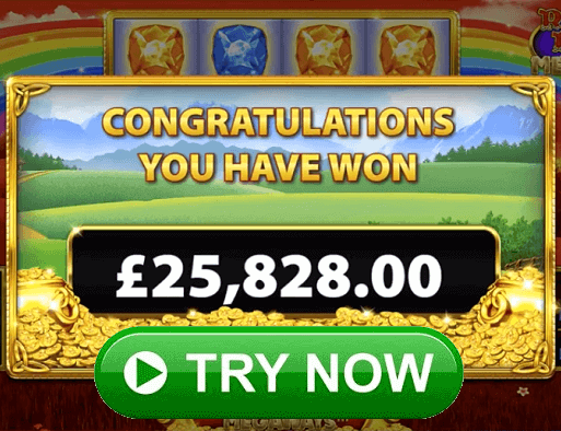 Rainbow Riches Mega Win