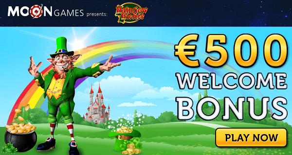 Moon Games Casino Rainbow Riches