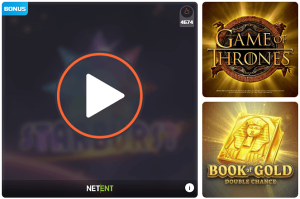 Netbet Casino Play Slots