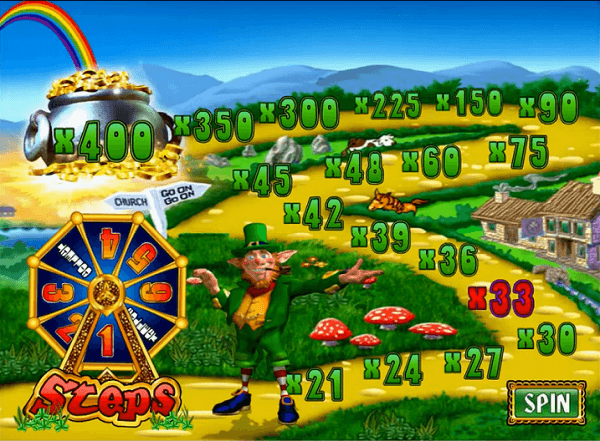 Play Rainbow Riches Pure Pots