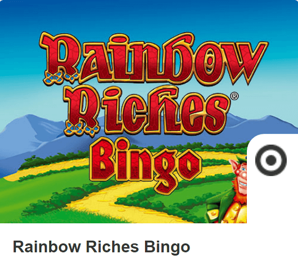Rainbow Riches Bingo Slot