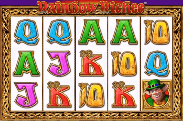 Rainbow Riches Free Slots
