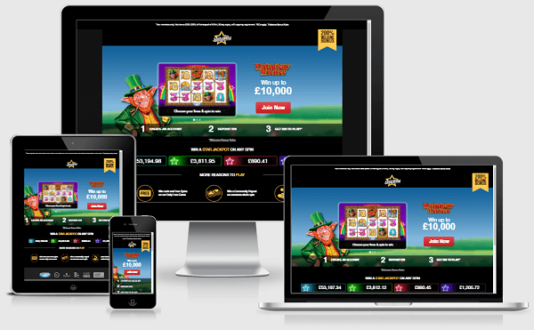Rainbow Riches Mobile with No Deposit Bonus