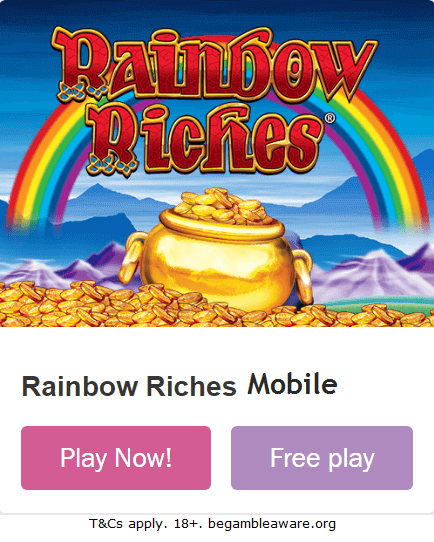 Rainbow Riches Mobile