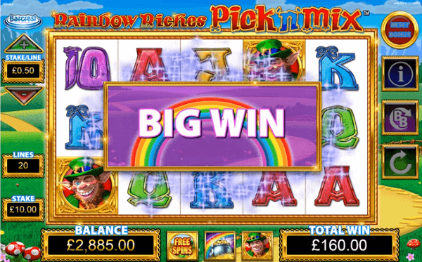 Rainbow Riches Pick n Mix iPhone